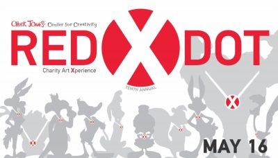 Chuck Jones:  Red Dot Auction X