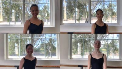 Watch LIVE:  Advanced Class with Southland Ballet