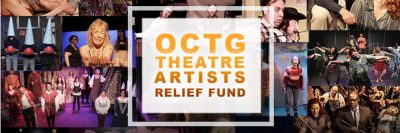 OCTG Theatre Artists Relief Fund Application