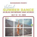 Intensive Contemporary Dance Programs