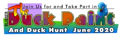 2020 Duck Paint Event and Duck Hunt