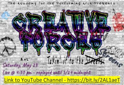 "APA Dance Presents ""Creative Forces"""