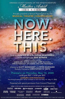 OCSA presents - NOW. HERE. THIS.