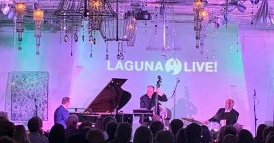 Music at Home with Laguna Beach Live