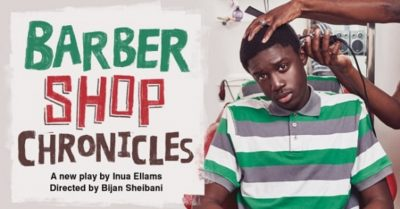 FREE Stream:  Barber Shop Chronicles