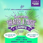 Online Summer Theatre & Music Camps