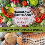 Tuesday Farmers Market @ DTSA