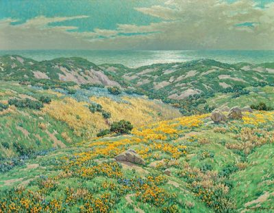 Granville Redmond:  The Eloquent Palette