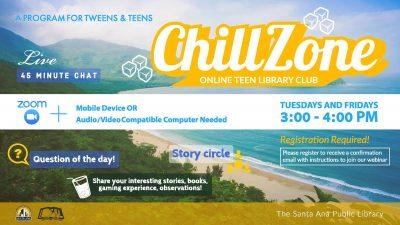 Virtual Programming @ Santa Ana Public Library: Ch...