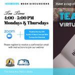 Virtual Programming @ Santa Ana Public Library: Virtual Book Reading Club
