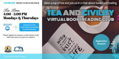 Virtual Programming @ Santa Ana Public Library: Vi...