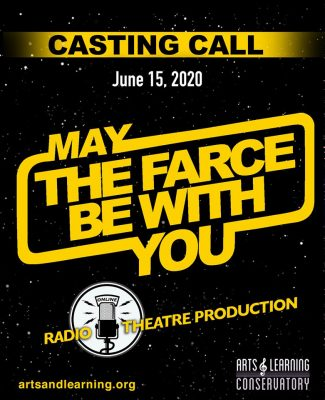 May The Farce Be With You!