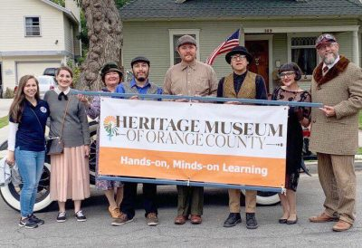 Heritage Museum of OC REOPENS July 3rd