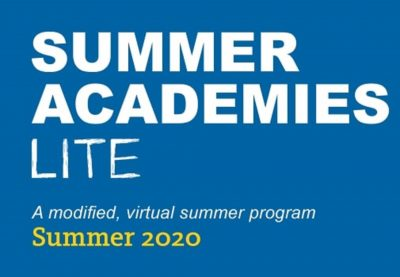 Summer Academies LITE with UCI