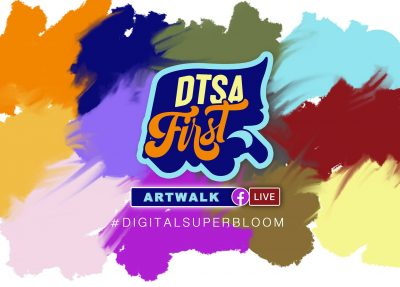 DTSA First Saturday Digital Artwalk
