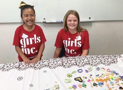 Support Women in STEM with Girls Inc. of Orange County: Virtual Eureka! Summer Program