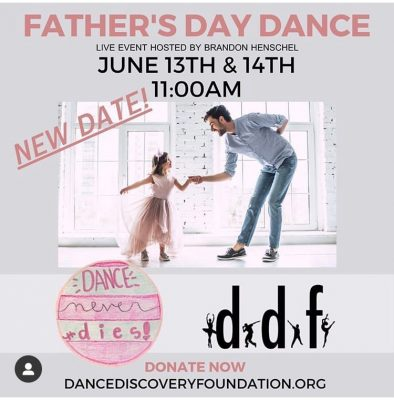 Father's Day Dance //Dance Discovery Foundation