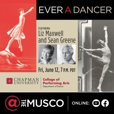 Ever A Dancer, Featuring Liz Maxwell and Sean Greene