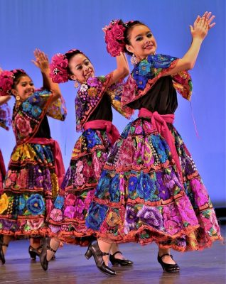 Ballet Folklorico Classes