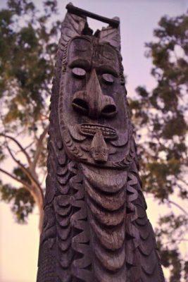 Sculpture Garden @ The Muck