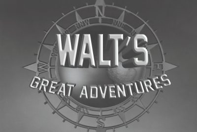 Virtual Talk:  Walt's Great Adventures with Becky Cline