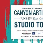 Canyon Artists Tour in Modjeska & Silverado