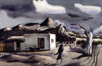 Travels in Mexico: Watercolors at Laguna Art Museu...