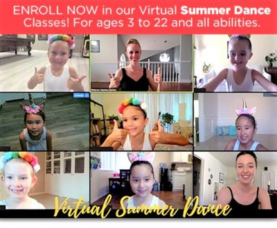 Virtual Summer Dance with Segerstrom!