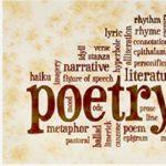 Virtual Poetry Contest @ The Casa