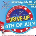 Drive-Up 4th of July Fireworks