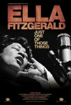 Virtual Cinema:  Ella Fitzgerald, Just One of Those Things