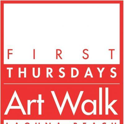 First Thursdays Art Walk Laguna Beach