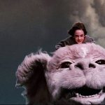 Drive-In Movie:  The NeverEnding Story