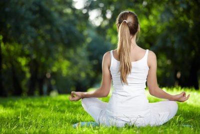 Yoga @ Sherman Gardens