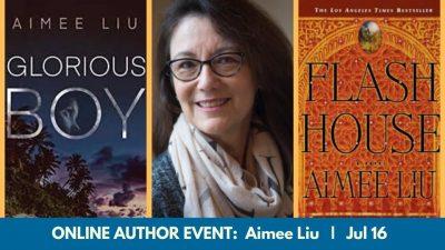 Author Event:  Glorious Boy