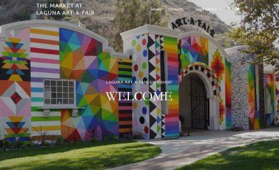 Shop Laguna Art-A-Fair!