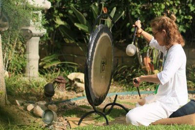 Bowers Online:  Sound Meditation with Joy Theissen