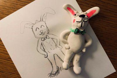 Kidseum Art Kits at Bowers - Clay Characters