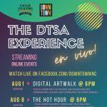 DTSA First Saturday Digital Artwalk