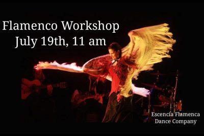Flamenco Dance with Maria Bermudez
