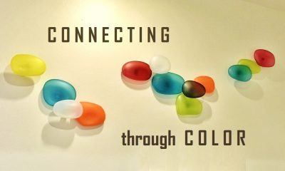 """""""CONNECTING through COLOR"""" fundraising sale"""