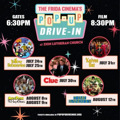 Drive-In Movie Series