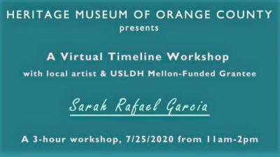 Create A Virtual Timeline with Sarah Rafael Garcia...
