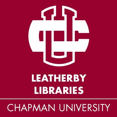 Leatherby Libraries, Chapman University