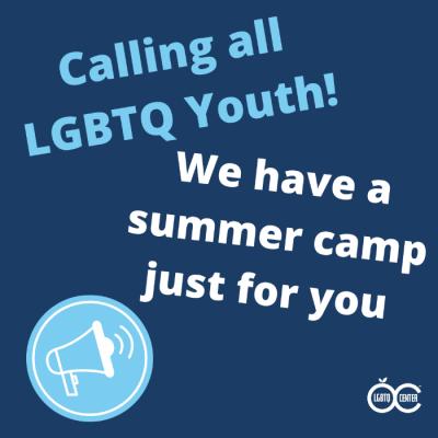 LGBTQ Leadership Camp:  Color Me Equal