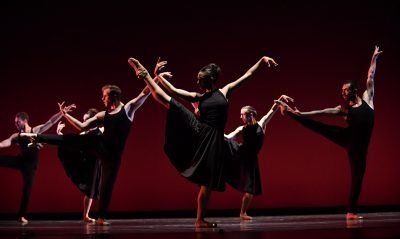 Highlights from National Choreographers Initiative