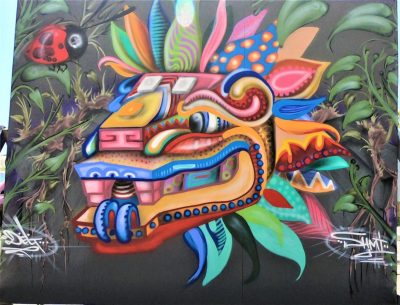 Creator Quetzacoatl