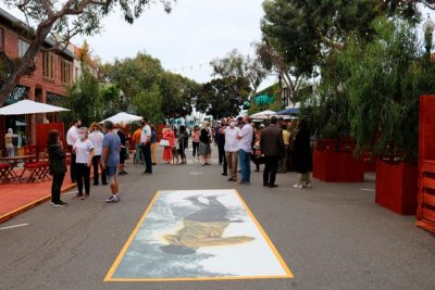 POSTPONED - Art Demos at the Promenade on Forest
