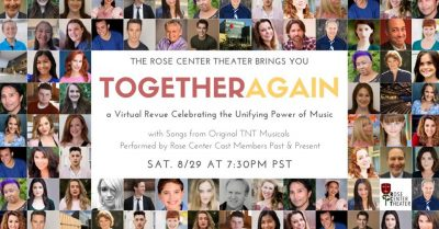 Together Again with Rose Center Theater