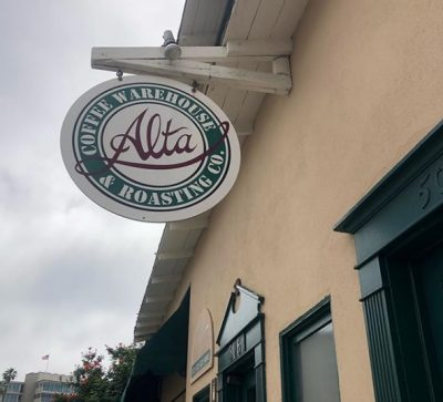 Alta Coffee Warehouse